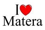 I Love (Heart) Matera, Italy