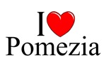 I Love (Heart) Pomezia, Italy