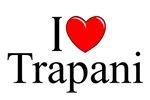 I Love (Heart) Trapani, Italy