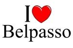 I Love (Heart) Belpasso, Italy