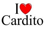 I Love (Heart) Cardito, Italy