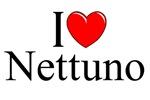 I Love (Heart) Nettuno, Italy