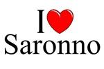 I Love (Heart) Saronno, Italy