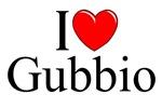 I Love (Heart) Gubbio, Italy