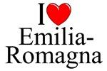 I Love (Heart) Emilia-Romagna, Italy