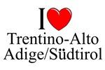 I Love (Heart) Trentino-Alto Adige/Sudtirol, Italy