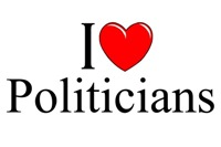 I Love (Heart) Politicians