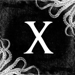 Gothic Tentacle Monogram