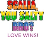 Scalia You Salty Bro? Marriage Equality