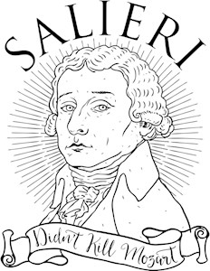 Salieri Didn't Kill Mozart