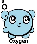 Cute Element Oxygen O