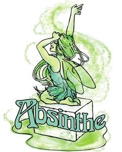 Absinthe Sugar Cube Fairy