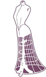 Victorian Dressform