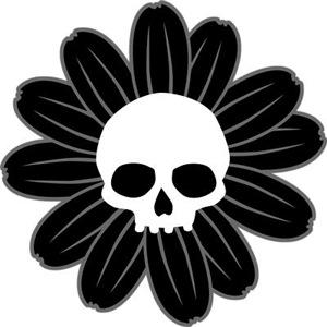 Skull Daisy