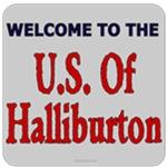 U.S. of Halliburton