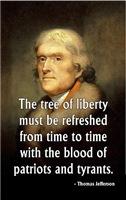 Jefferson, Tree of Liberty