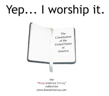 Yep... I worship it.