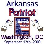 Arkansas Patriot 9/12/2009