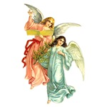 Victorian Christmas Angels