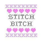 Stitch Bitch - Cross Stitch