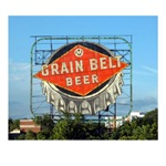 Minneapolis Grain Belt Sign