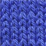 Knitting - Blue Knit Fabric