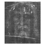 Shroud of Turin - Face of Jesus