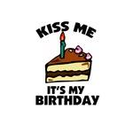 Funny Birthday - Kiss Me