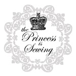 The Princess is Sewing