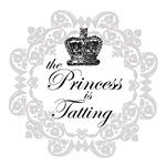 The Princess is Tatting