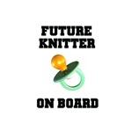 Future Knitter on Board - Maternity