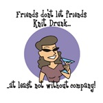 Knit Drunk - With Company