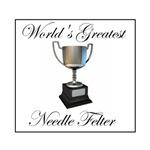 World's Greatest Needle Felter
