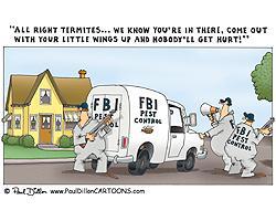 FBI Pest Control