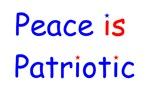 Peace is Patriotic 2