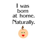 Born at home