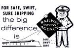 Railway Express -Safe -Swift - Sure !