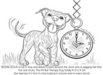 Bodacious says, TIME TO STOP BULLYING!