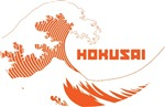 Hokusai Orange