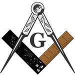 Masonic Square and Compass #27
