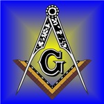Masonic Square and Compass #6