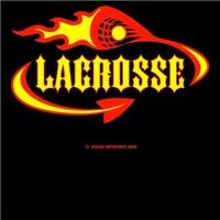 Lacrosse - Flaming Stick & Devil Tail