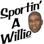 Sportin' A Willie