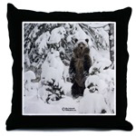 Wildlife Throw Pillows