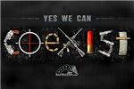 Coexist - Guns
