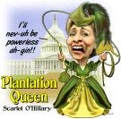 Scarlet O'Hillary