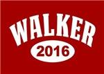 Collegiate Scott Walker Gear