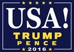 USA! Trump Pence 2016