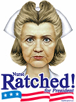 Nurse Hillary Ratched