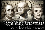 RWExtremists founded this nation
